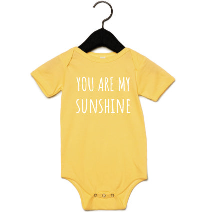 Romper | You are my sunshine | NIKKI-LAUREN.COM