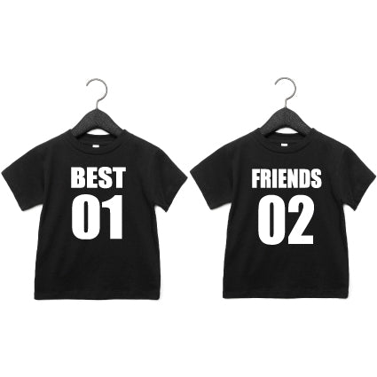 T-Shirts | Best Friends | NIKKI-LAUREN.COM