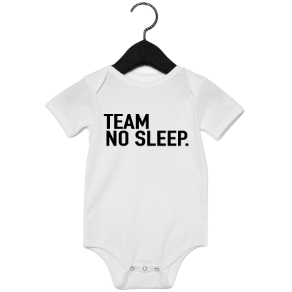 Romper | Team No Sleep | NIKKI-LAUREN.COM