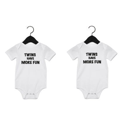 Rompers | Twins Have more Fun | NIKKI-LAUREN.COM