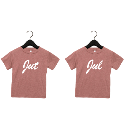 T-shirts | Jut & Jul - NIKKI-LAUREN.COM