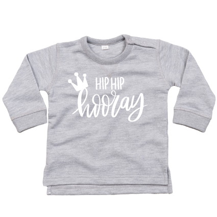 Sweater | Hip Hip Hooray | NIKKI-LAUREN.COM