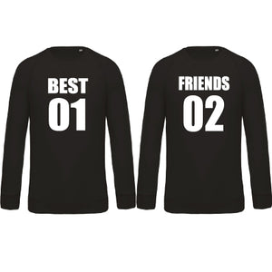 Sweaters | Best Friends (Kids) | NIKKI-LAUREN.COM