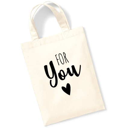 Cadeautasje | For you | NIKKI-LAUREN.COM