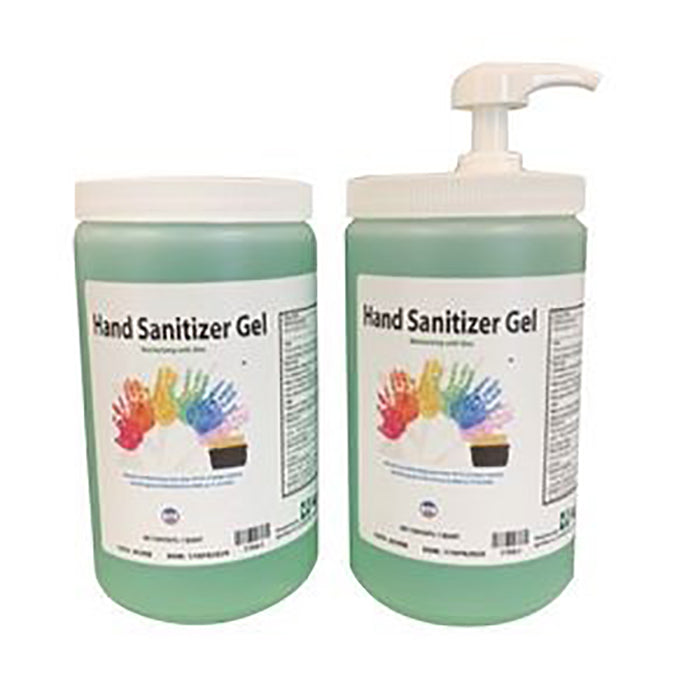 Carton of (6) 32 oz. Hand Sanitizer with Pump