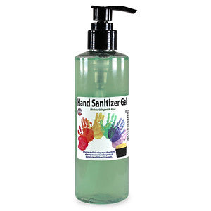 Carton of (16) 8 oz. Hand Sanitizer Gel