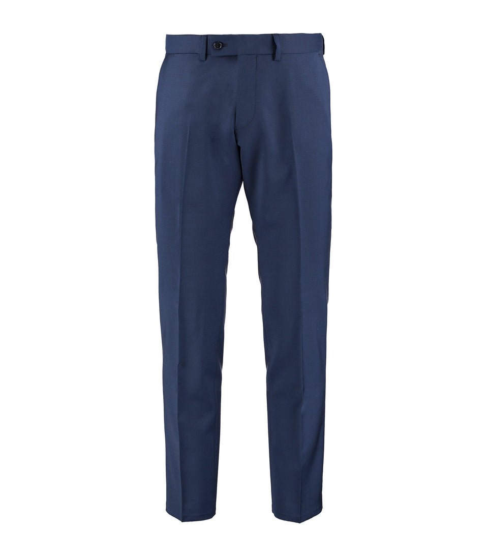 Jim Navy Trousers