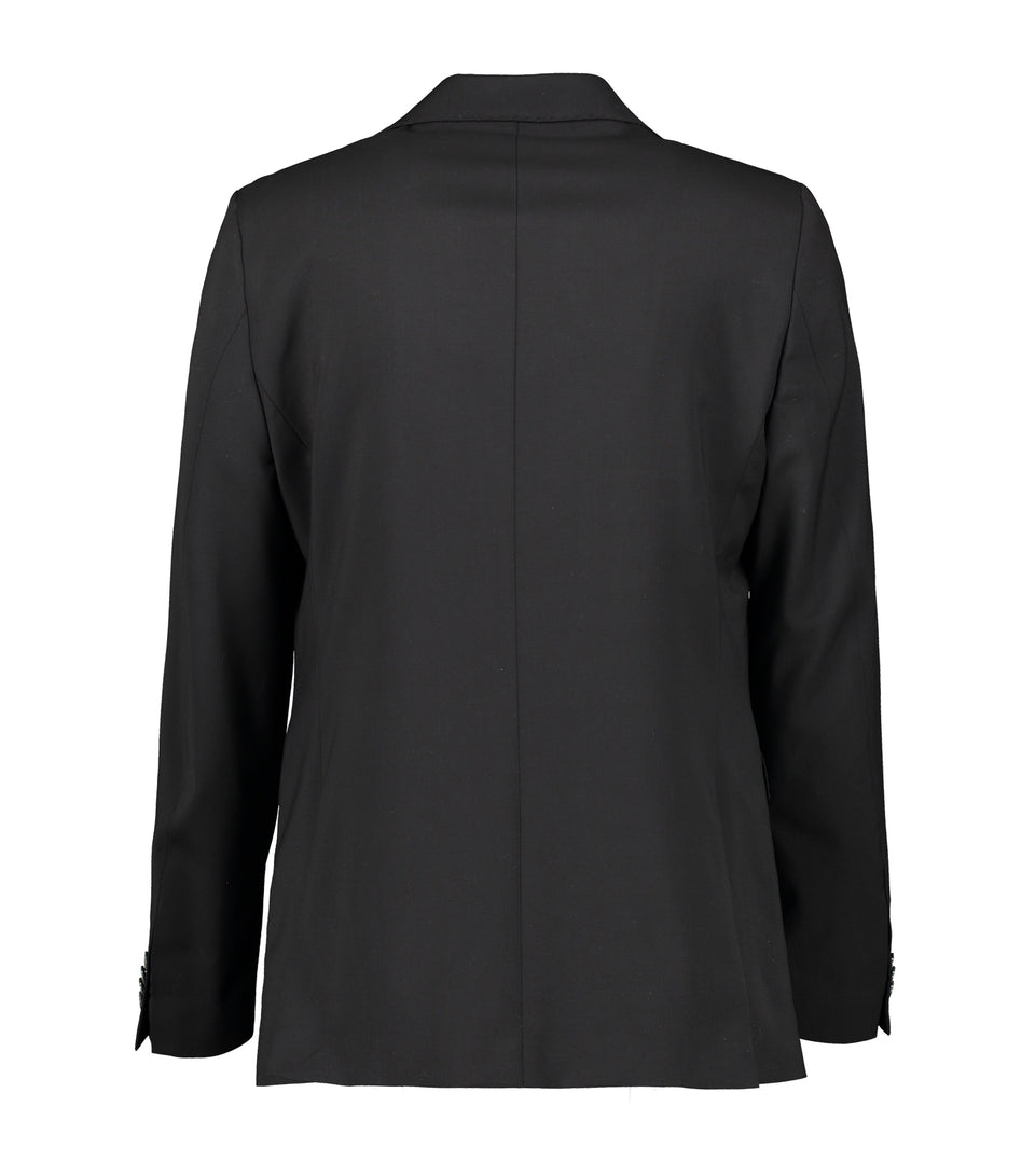 Eliot Black Jacket