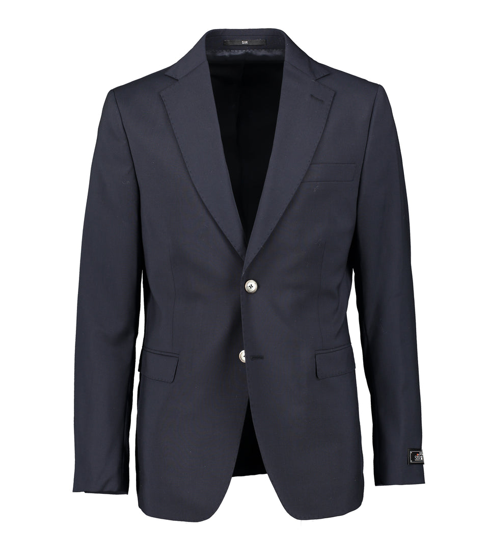 Eliot Navy Jacket