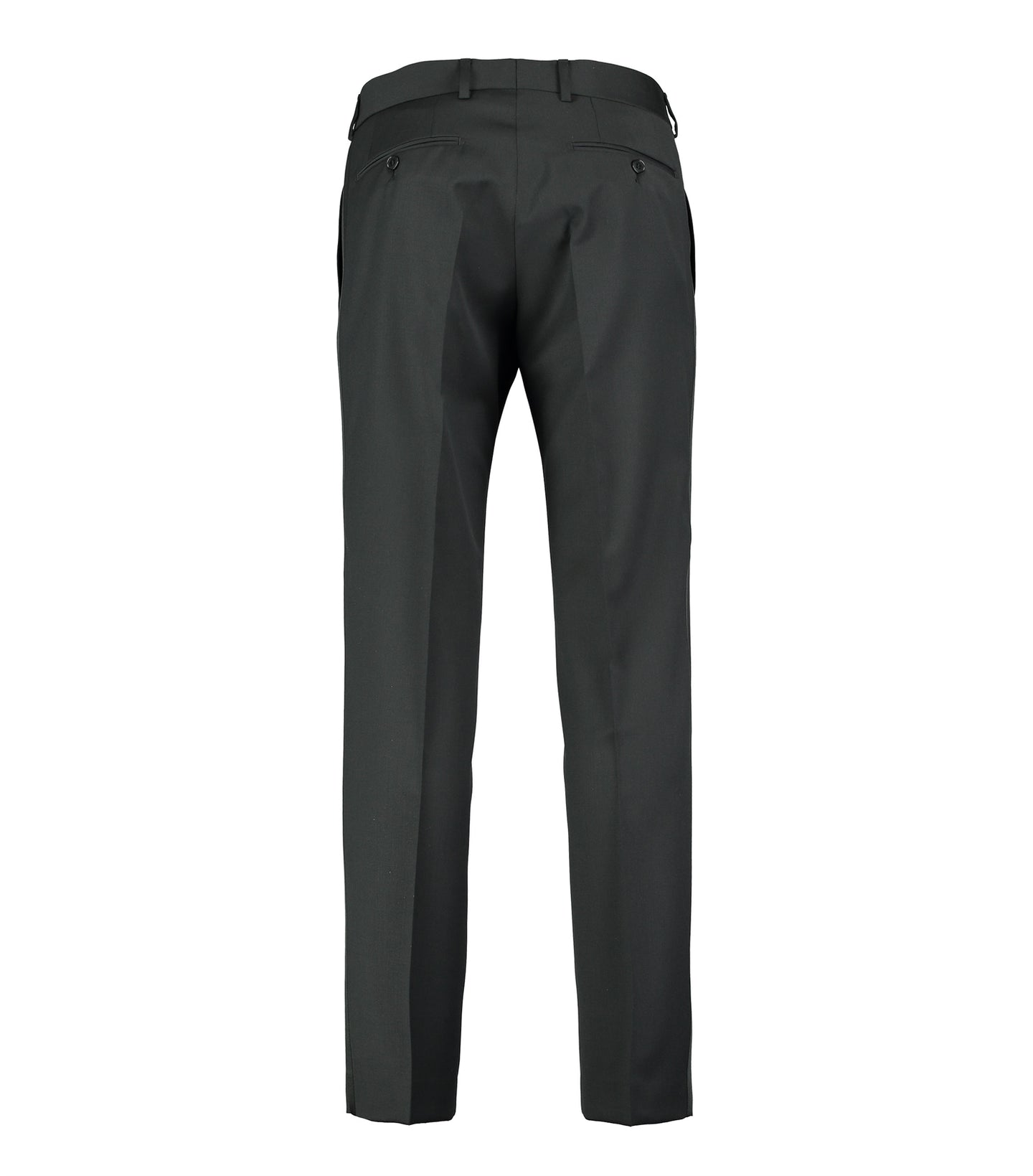 Largo Black Tuxedo Trousers