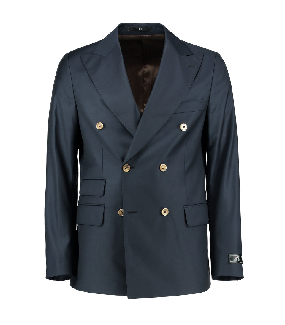 Bugsy Navy Jacket