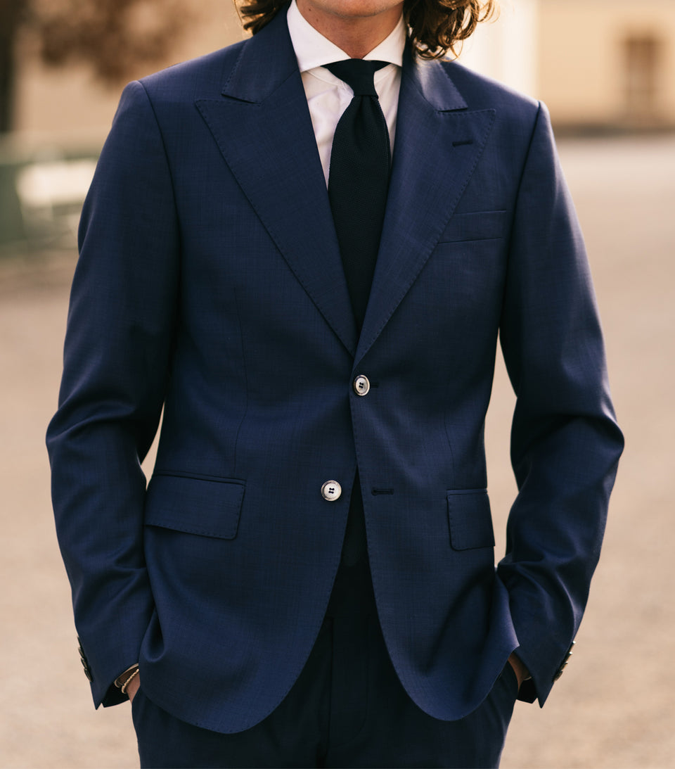 Harvey Blue Suit