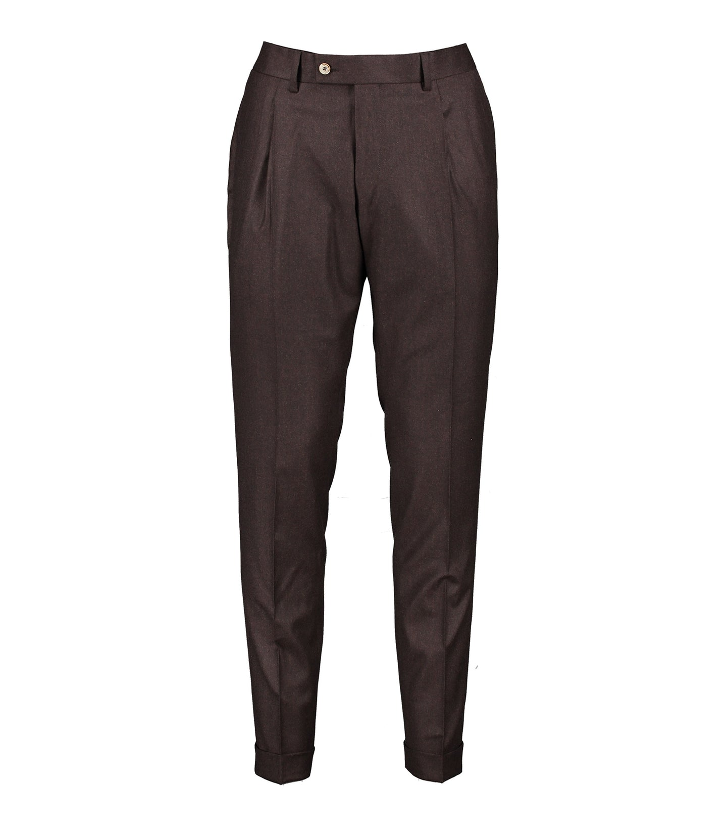 Alex Brown Flannel Trousers