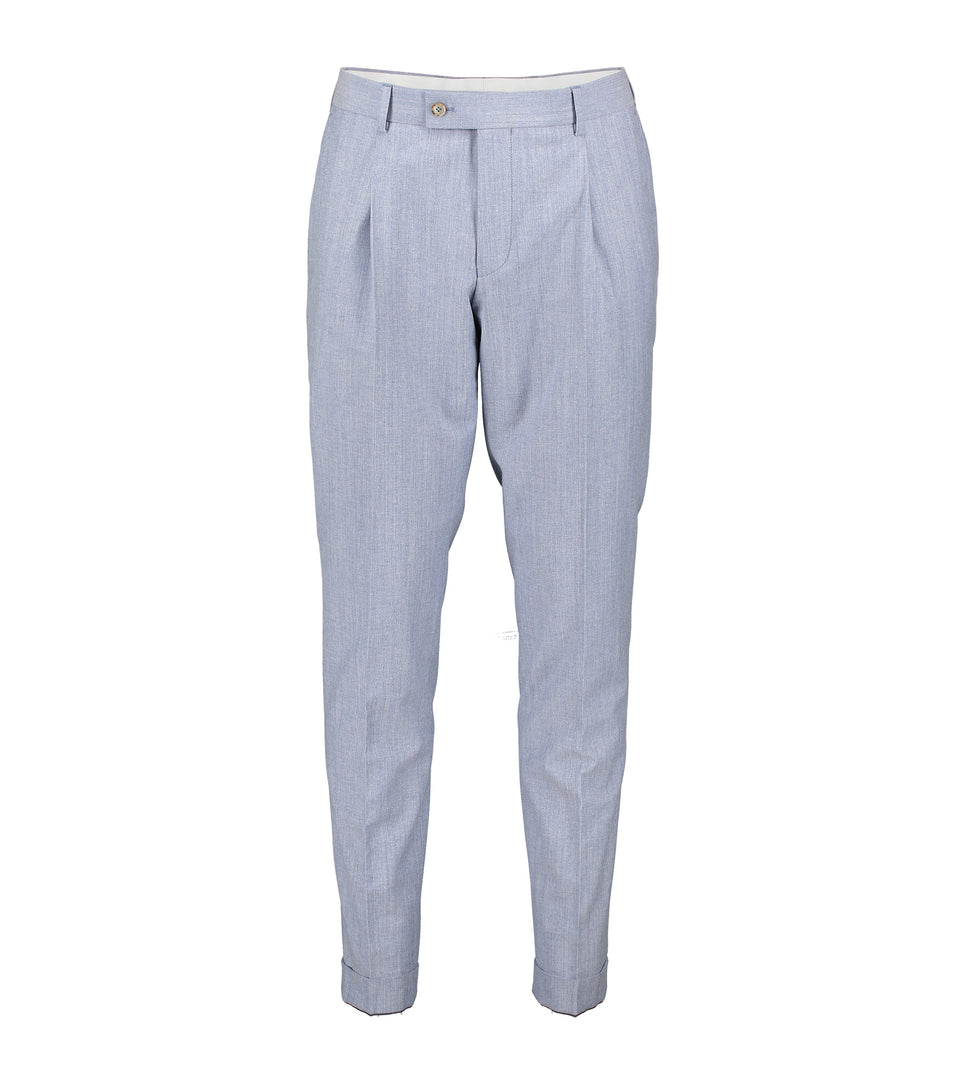 Alex Light Blue Trousers