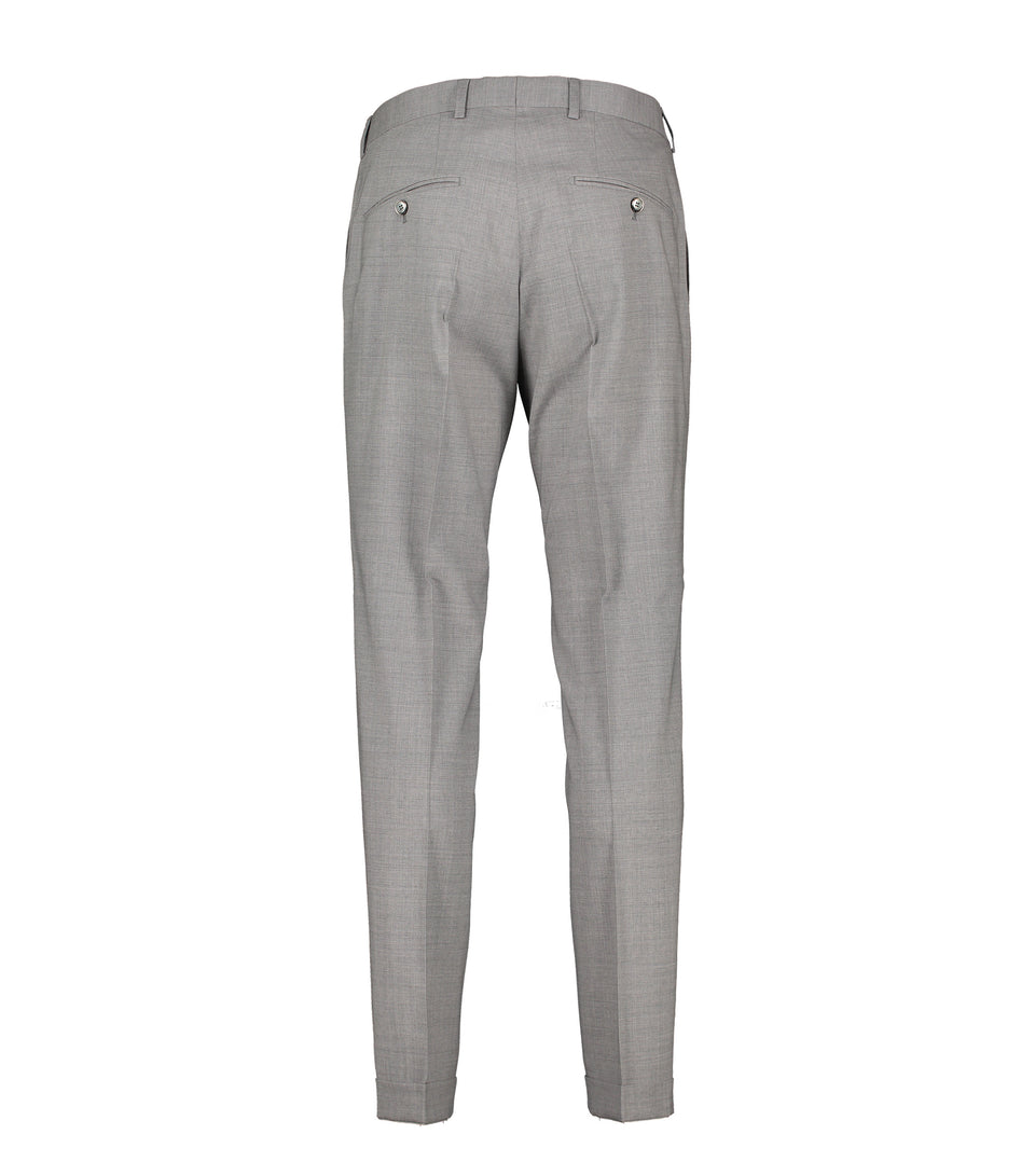 Alex Light Grey Trousers