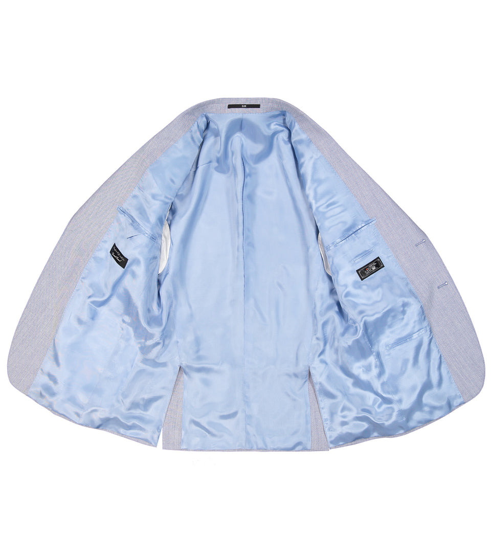 Eliot Light Blue Jacket