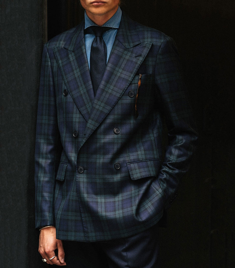 Ralph Blackwatch Double-Breasted Jacket
