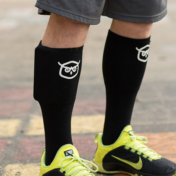 Wise Socks (Black)