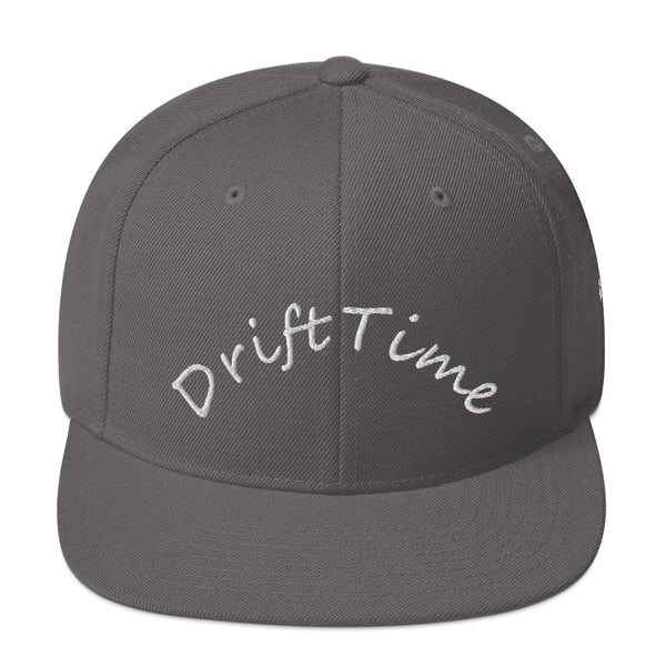 Drift time Snapback Hat