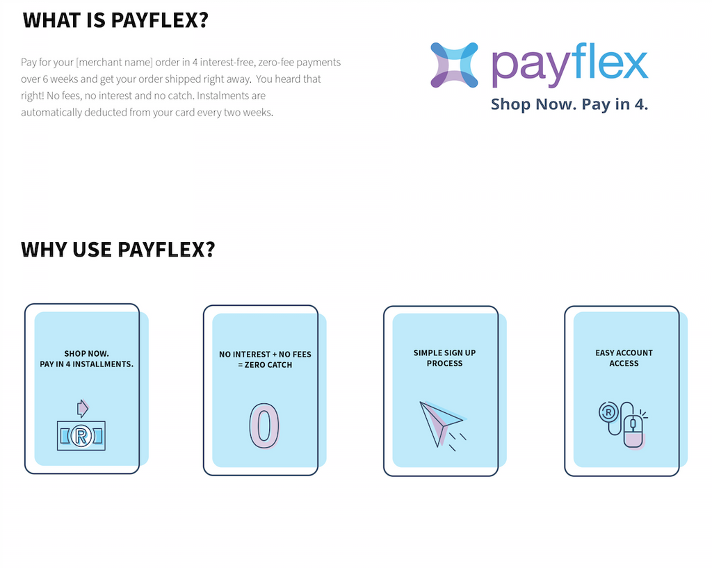 WHAT IS PAYFLEX