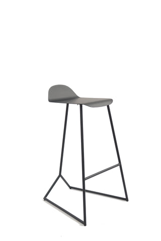 Hairpin Bar Stool Light Seat