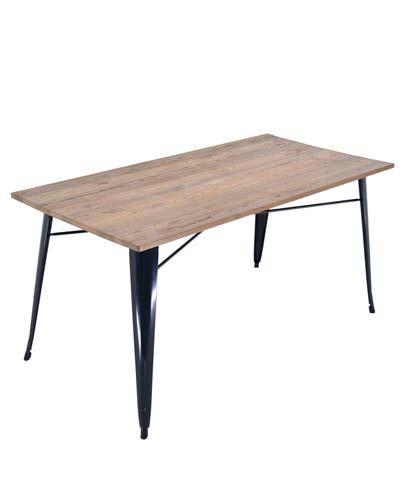 Tolix Dining Table