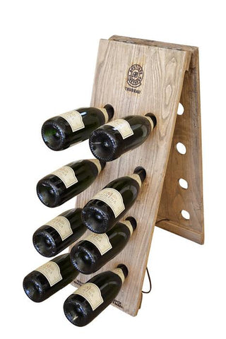 Champagne Riddle Rack