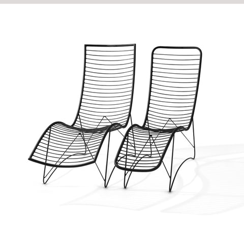 curve/pod Lounge chair