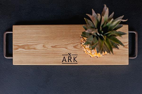 The Arkisan Oregon Pine Board - Esque
