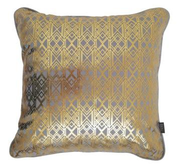 Deco Gold Foil Scatter cushion - Esque