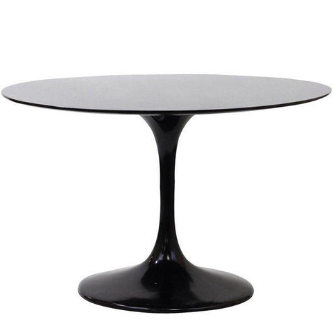 Black Tulip Table