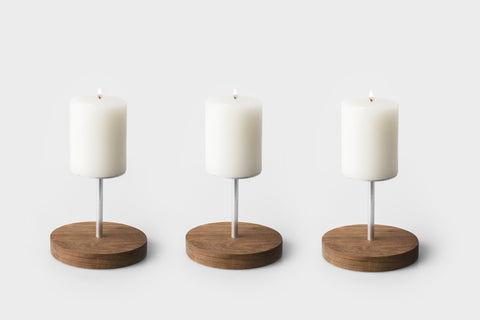 Elevated Candle Holder