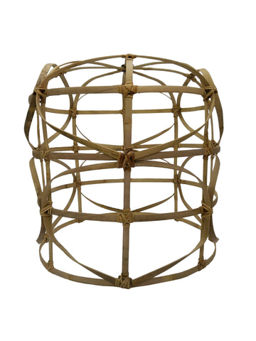 BAMBOO LAMPSHADE RING