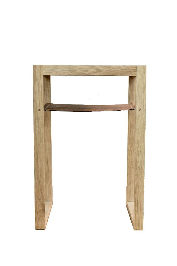 Oak Side Table - Esque
