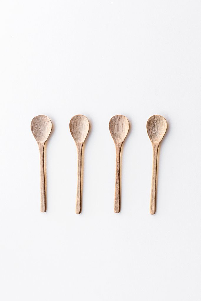 Wood Spoon Set of four - Esque