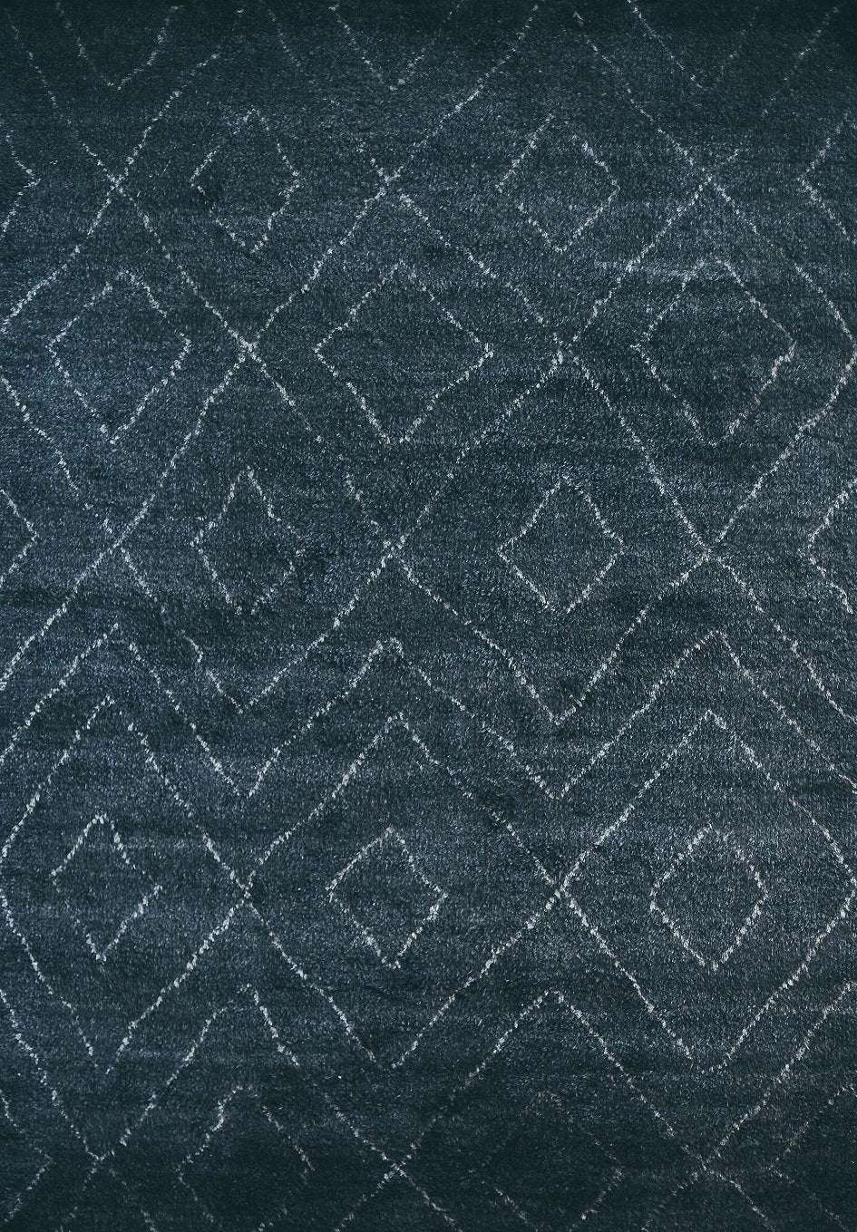 Lingala Dark Rug - Voke Collection - Esque