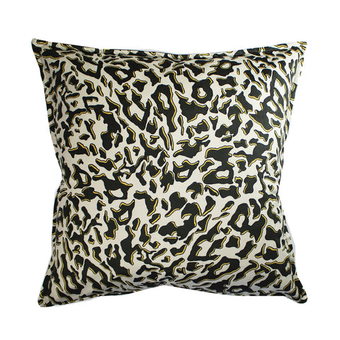 African Safari Scatter Pattern velvet finish detail
