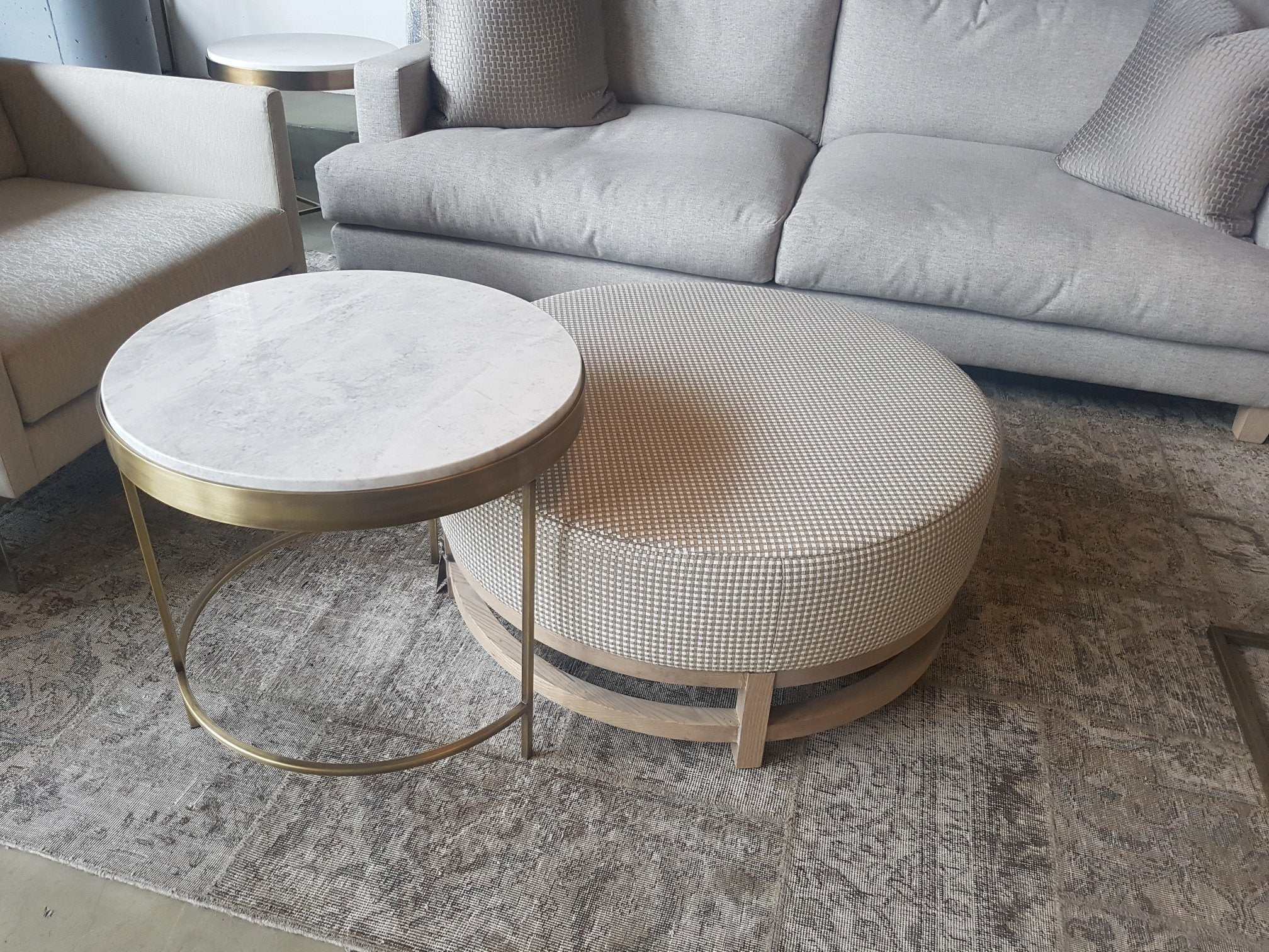Orion Nesting Single Table - Esque