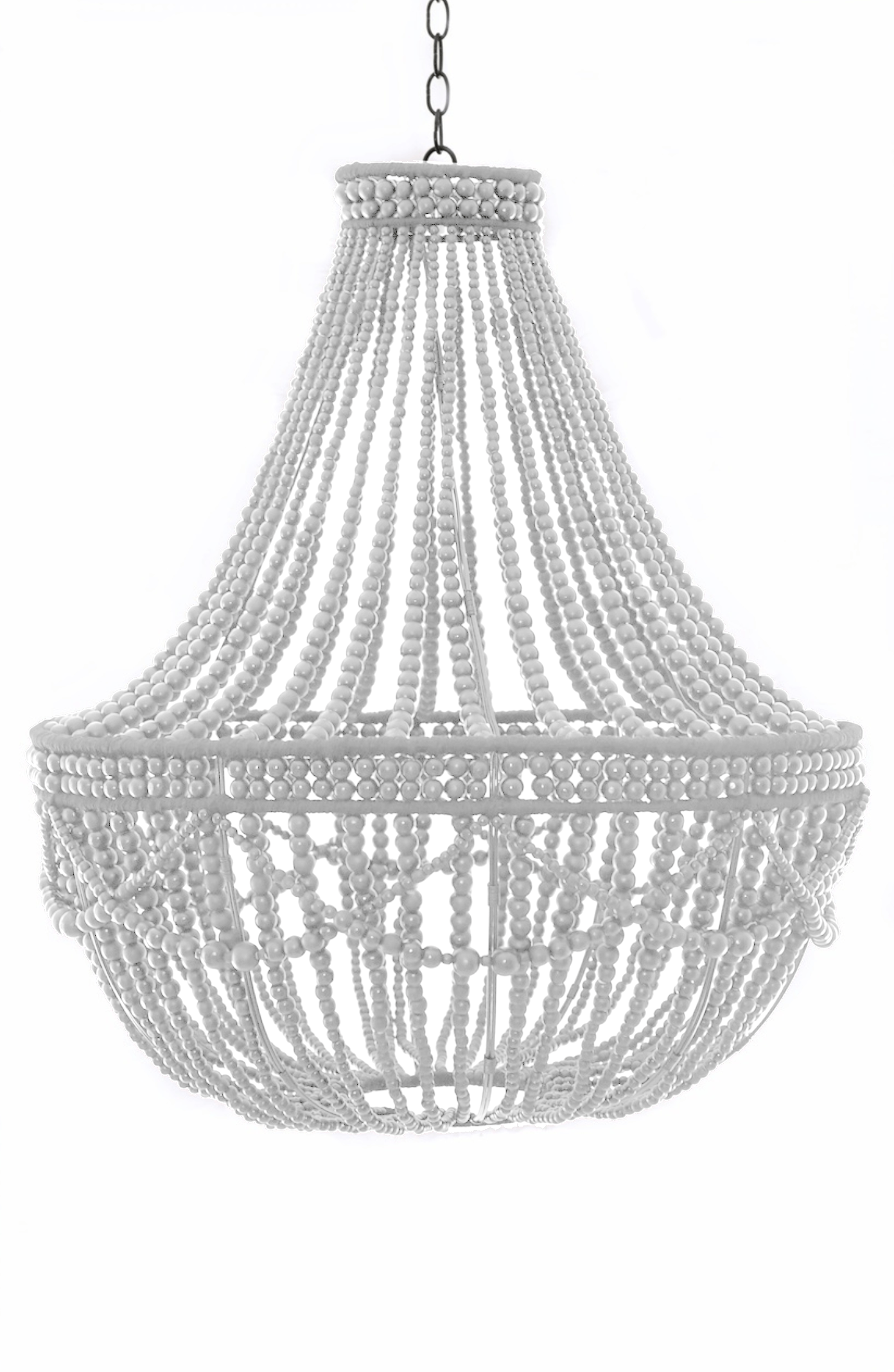 The Egret  Chandelier