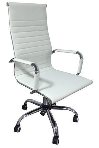 Eames Inspired Office Chair - High Back