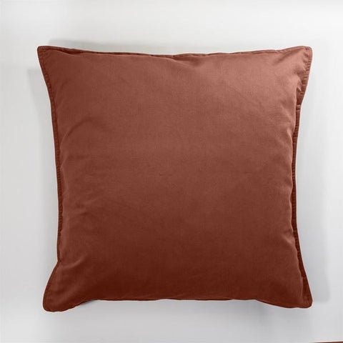 Anastasia Pather Plum Green Velvet Scatter Cushion
