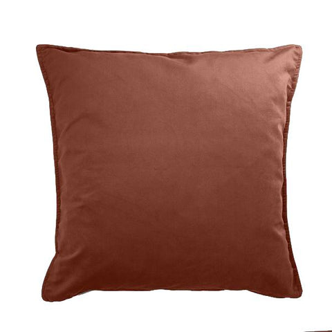 Monkey Bean Velvet Cushion Cover