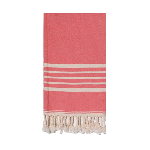 PROTEA PIN STRIPED THROWS