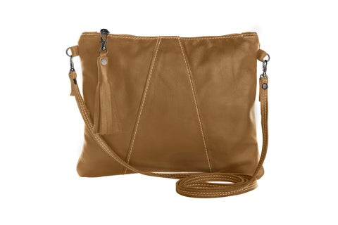 Crossover Handbag Leather - Esque