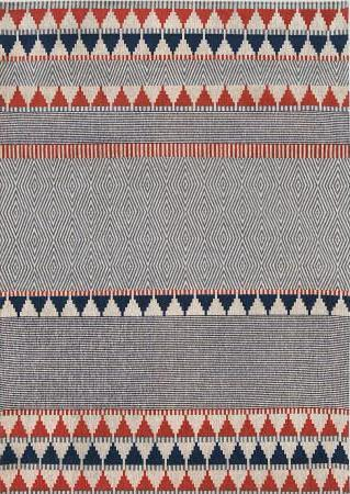 Lingala Dark Rug - Voke Collection