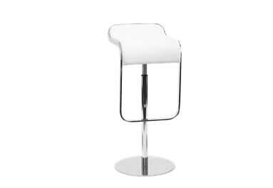 Adjustable waterfall barstool - Esque