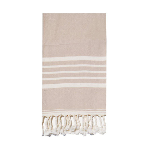 Stone Turkish Towel - Esque