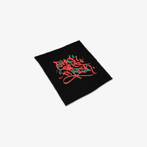 "José Parlá for Wide Awakes ""Black Lives Matter"" Bandana - Black"