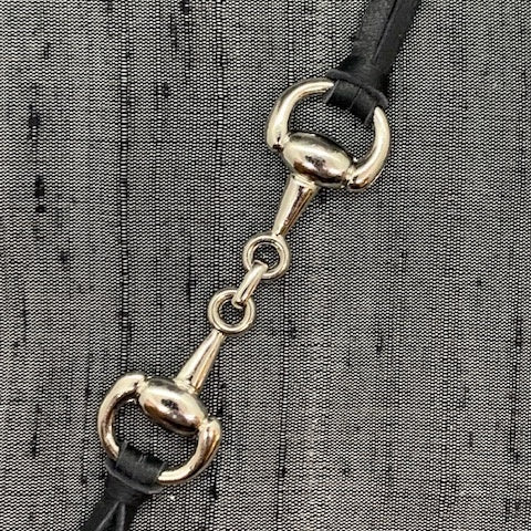 Horse Bit & Leather Complete Chain™ exclusively at VintageLuxeUp.com