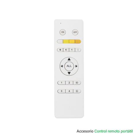 [luminarias_LED_lampara] - Besser Lighting - Remote Control